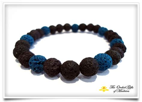 mens lava bracelets s lava bracelet 07 the orchid gifts madeira