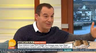 Make Money Online Money Saving Expert - martin lewis has awkward interview with kate garraway daily mail online