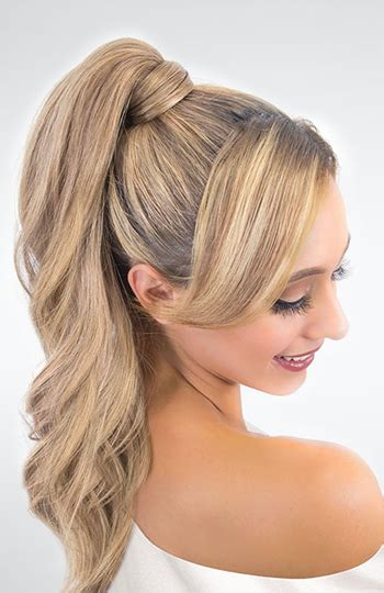 can you put halo extensions in pony hair buy halo couture hair extensions online