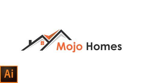 tutorial house logo real estate logo adobe illustrator cc tutorials mojo