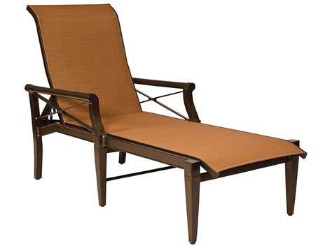 sling aluminum chaise lounge woodard andover sling aluminum chaise lounge 3q0470