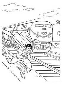 superman coloring page superman coloring pages learn to coloring