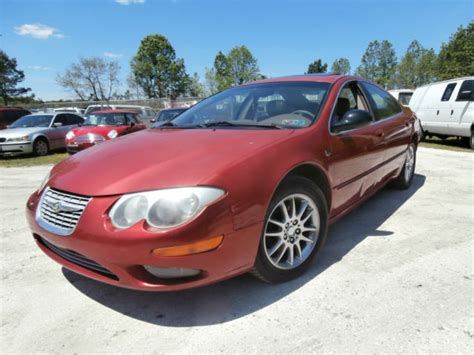 2001 chrysler 300m 3 5l h o passenger side rocker arms parts ebay 2c3ae66gx1h570859 2001 chrysler 300m base sedan 4 door 3 5l fwd red luxury 6 cylinder no reserve