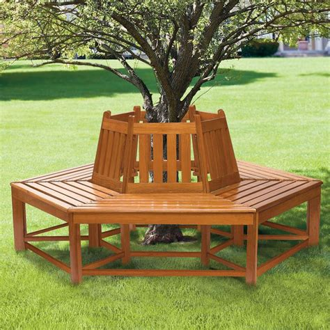half tree bench 92 best images about wooden patio furniture on pinterest