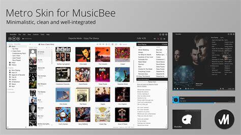 musicbee themes metro skin for musicbee media player by jmoss90 on deviantart