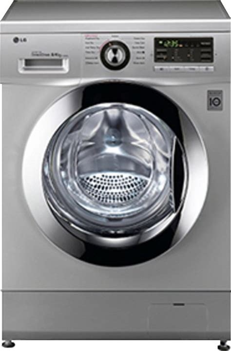 Lg Washing Machine With Built In Mp3 Player by Lg F1496adp24 8 4 Kg Fully Automatic Front Loading Washer