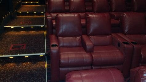 Amc With Reclining Seats by Customer Treats Amc Transforms Experience