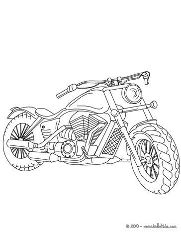 coloring pages of motorcycle harley davidson harley davidson coloring pages hellokids com