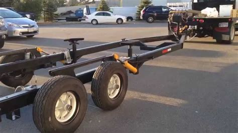 boat trailer for sale hydraulic boat trailer for sale youtube