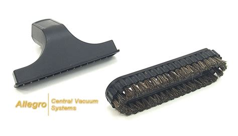vacuum upholstery brush allegro central vacuum upholstery brush