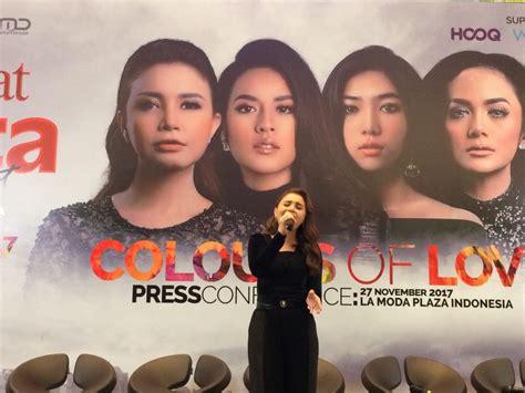 ayat ayat cinta 2 pawagam malaysia 4 diva ternama indonesia siap gemparkan panggung konser