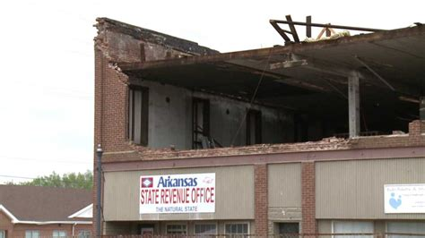 booneville revenue office damaged by fort smith