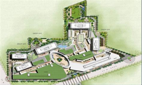 Commercial Complex Floor Plan M3m 65th Avenue Commercial Project Sector 65 Gurugram Haryana