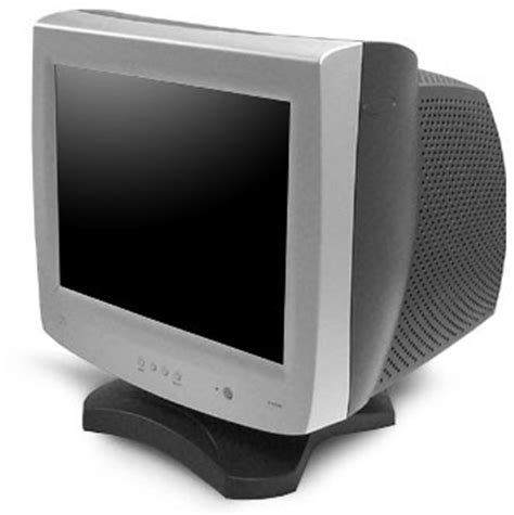 Monitor Cembung pengertian dan perbedaan monitor led lcd dan crt blognya asep