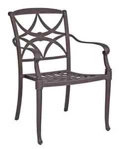 Patio Chairs Without Arms Wiltshire Dining Arm Chair Without Cushion Stackable