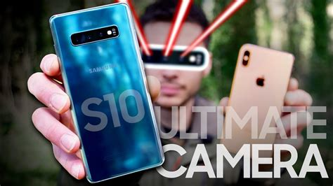 Samsung Galaxy S10 Vs Iphone 7 Plus by Samsung Galaxy S10 Plus Vs Iphone Xs Max Test