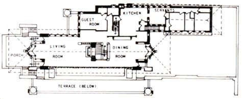 robie house floor plan late 19 c architecture at arnold o beckman high school studyblue