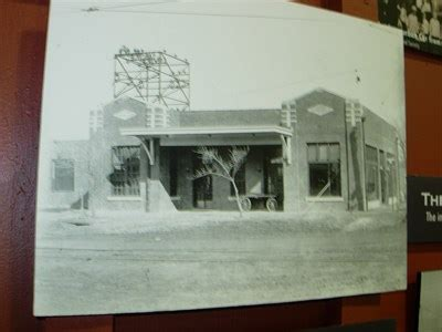 oklahoma railway co depot edmond ok photos then and
