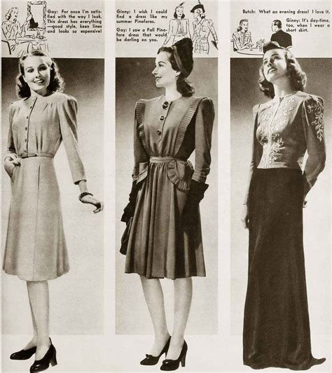 swing era fashion style 1940s fashion cool winter styles glamourdaze