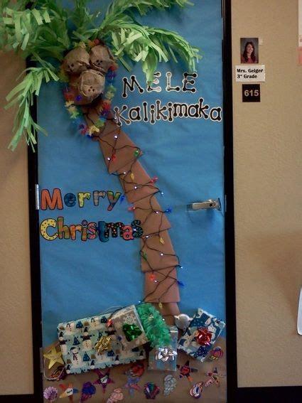 christmas door decoration for six graders best 25 classroom door ideas on classroom decor