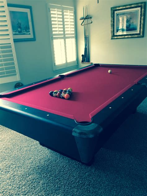 letgo black and billiard table in huntersville nc