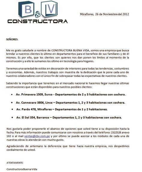 Modelo De Carta De Presentacion Para Enviar Un Curriculum Carta De Presentaci 243 N De Mi Empresa Ricardoalfarovargas