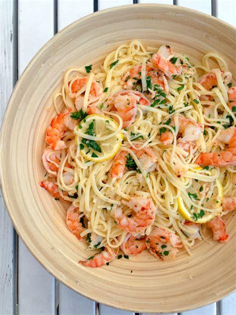 ina garten shrimp linguine cookbook book club lunch with ina garten eat live