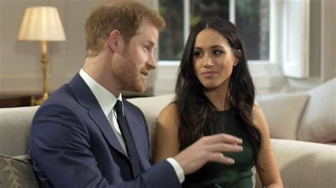 meghan markle and prince harry s first tv interview in key moments from meghan markle and prince harry s first tv