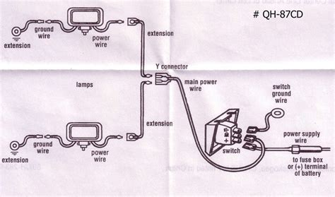 12 volt trailer light wiring diagram wiring diagram