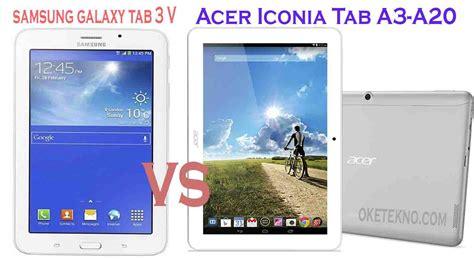 Harga Samsung Tab 3v duel harga samsung galaxy tab 3 v vs acer iconia tab a3