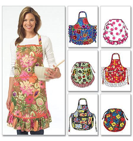 apron pattern uk apron sewing pattern full and half aprons sizes small to