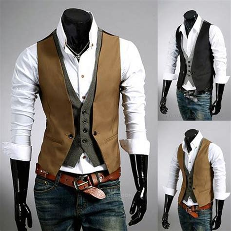 Mens Wedding Attire Vests by Mens Dress Vests Wedding Pictures Fashion Gallery
