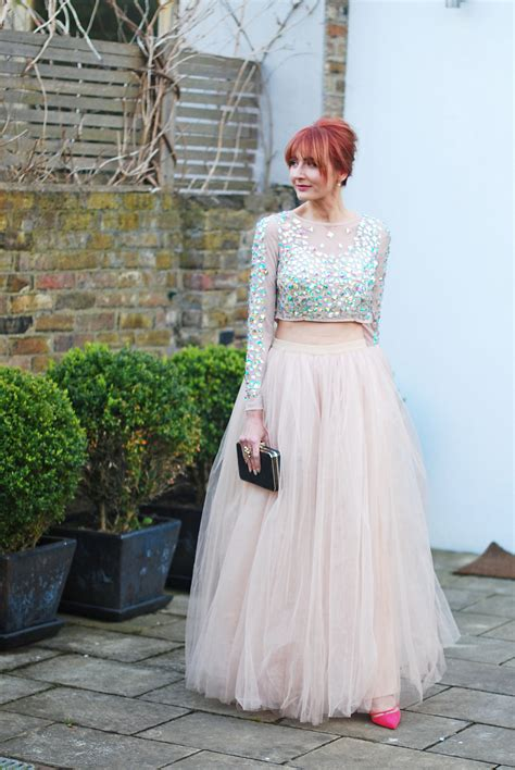 Tulle Top Dress how to wear a tulle skirt style wile