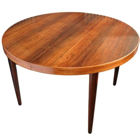 kristiansen rosewood extending dining table for sale