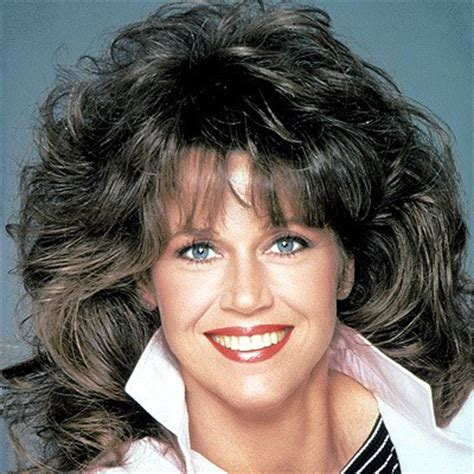 jane fonda hair styles 80s 90s top 10 jane fonda hairstyles only the best