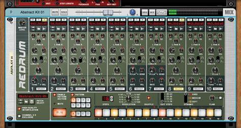 reason tutorial drum and bass reason tutorial programming hip hop drums musictech