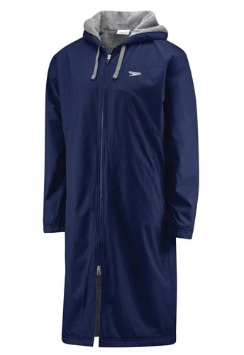 Jaket Parka Zipper Navy Varius the best swim parkas for swimmers