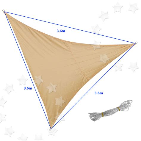canvas triangle awnings   28 images   canvas triangle