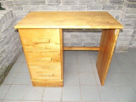 solid wood study desk secondhand pursuit