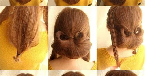 hairstyles for dinner party this chignon with braid hairstyle is perfect for a dinner
