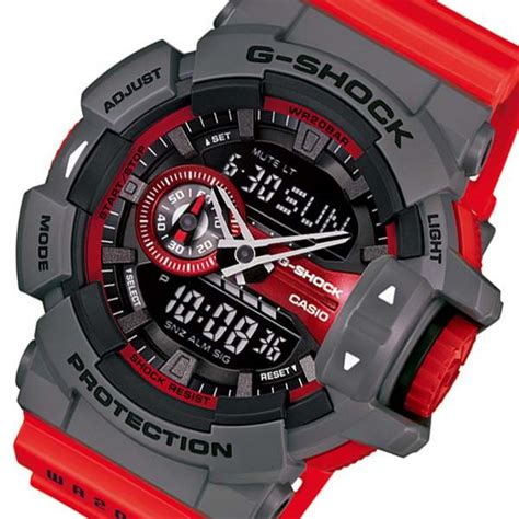 Jam Tangan Kalibre Rancher pochitto rakuten global market watches mens casio casio g shock g shock ga 400 4b orange
