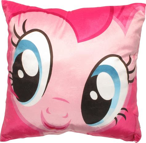 Pony Pillow by Pony Pinkie Pie Pillow