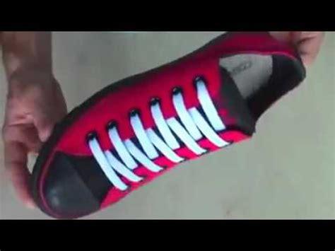 tutorial mengikat tali sepatu cantik trik ikat tali sepatu cantik dan praktis youtube