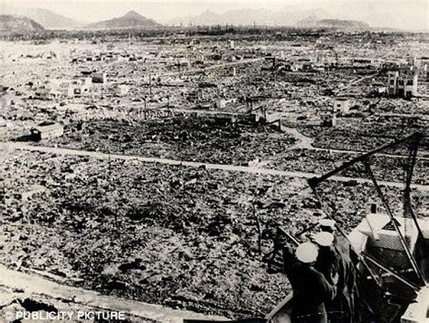 画像 原爆投下直後と現在の広島の比較 naver まとめ