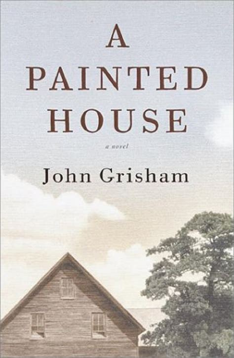 A Painted House By John Grisham 2001 Hardcover Signed 1st Edition With Dj