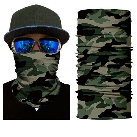 Kupluku Shields Protection Kupluku Mask Neck skull shield sun mask neck gaiter balaclava fishing motorcycle scarf headwear uv in
