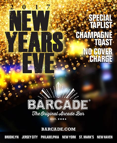 new years events ct events barcade 174 new connecticut