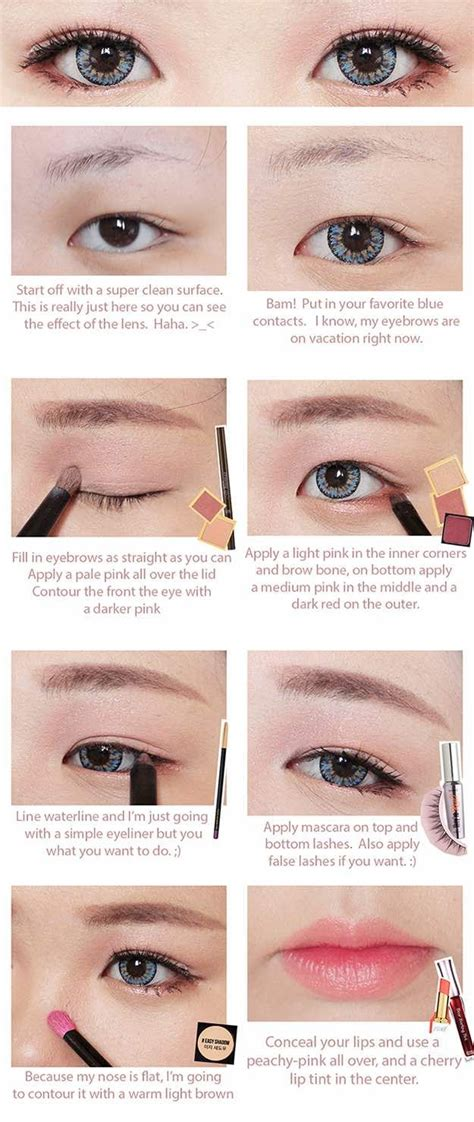 tutorial makeup natural sekolah natural makeup tutorial for you mugeek vidalondon
