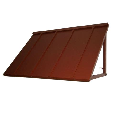 beauty mark awning beauty mark 4 ft houstonian metal standing seam awning