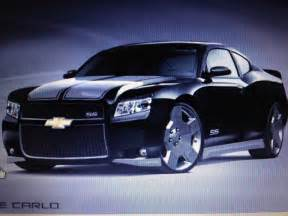 Chevrolet Monte Carlo 2014 Seranitafari Team Could Gm Say Yes The Chevrolet